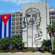 Cuban Flag and Che Guevara — Stock Photo #49051685