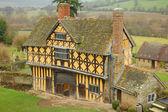 Elizabethan gatehouse — Stock Photo