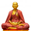MONK STATUE — Stock Photo