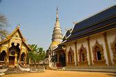 тайский храм — Стоковое фото