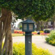 Garden lamp — Stock Photo #38861659