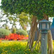 Garden lamp — Stock Photo #38861675