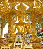 Golden Buddha — Foto de Stock