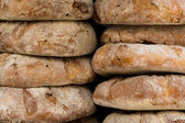 Clay oven breads — Stock Photo