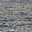 Frozen water - nature ice ocean texture — Stock Photo #39458627