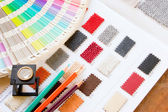 Color muster — Stock Photo