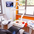 Interior of a  dental surgery — Stock Photo