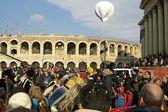 ヴェローナのカーニバル — ストック写真