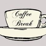 Coffee break colorful — Stock Photo #23734181