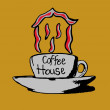 Coffee house — Stock Photo