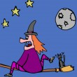 Witch — Stock Photo #38192785