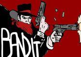 Bandit — Stock Photo