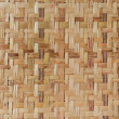 Pattern of traditional Thai style basketry — Stock Photo