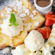 Honey toast — Stock Photo #39867231