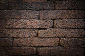 Laterite stone background, Vignetted — Stock Photo