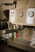 Espresso Machine — Stock Photo