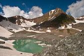 Sophia's lakes — Stock Photo