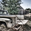 Forgotten in North Zulch - Stock Photo