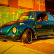 Hotrod Beetle - Stock Photo
