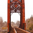 1903 Train Bridge - Stock Photo