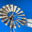 Antique Windmill - Stock Photo