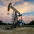Texas Jack Pump - Stock Photo