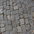Rough texture of block pavement - Zdjęcie stockowe