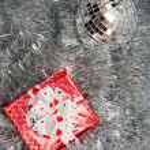 Red gift box — Stock Photo #17675073