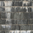 Abstract background. Wall made with aged stone — Stock Photo