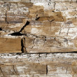 Weathered wooden texture — Photo