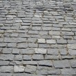 Rough texture of block pavement - Stock Photo