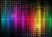Colorful party background — Stock Photo