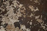 金属生锈钢薄片 — 图库照片