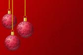 Christmas background — Zdjęcie stockowe