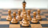 Chess piece — Stock Photo