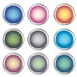 Collection of buttons — Stock Vector #18092953