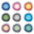 Collection of buttons — Stock Vector #18092957