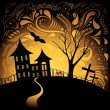 Halloween background — Wektor stockowy
