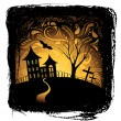Halloween background — Stock Vector #18094067
