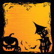 Royalty-Free Stock Vektorgrafik: Halloween background