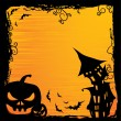Halloween background — Stock Vector #18094099