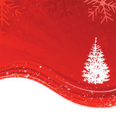 Abstract Christmas background — Stockvector