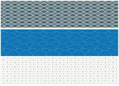 Conjunto de patrón — Vector de stock