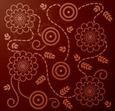 Chinese pattern — Stock Vector