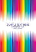 从与地方为文本行所作的彩虹抽象背景 — 图库矢量图片
