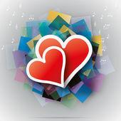 Vector hearts — Vecteur