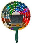 Paint colors — Stock Photo