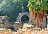 Древние римские руины — Стоковое фото