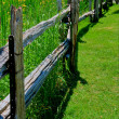 Old fence — Stock Photo #29357765