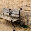 Outdoor bench — Stock Photo #29357793